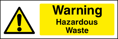 Dispose of Hazardous Waste