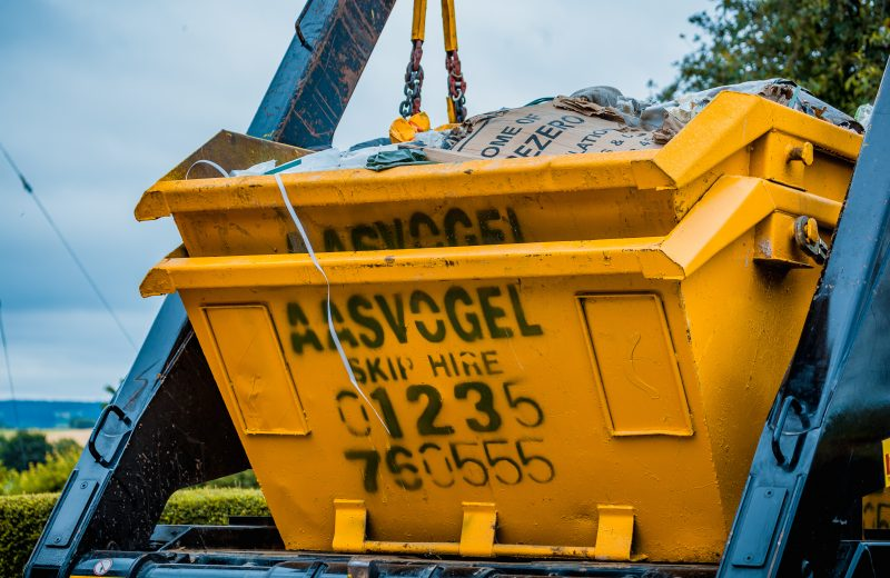 Aasvogel skip hire