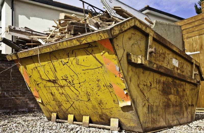 Hiring a skip service provides customers with efficient and cost-effective removal services for hazardous waste and general rubbish where needed.